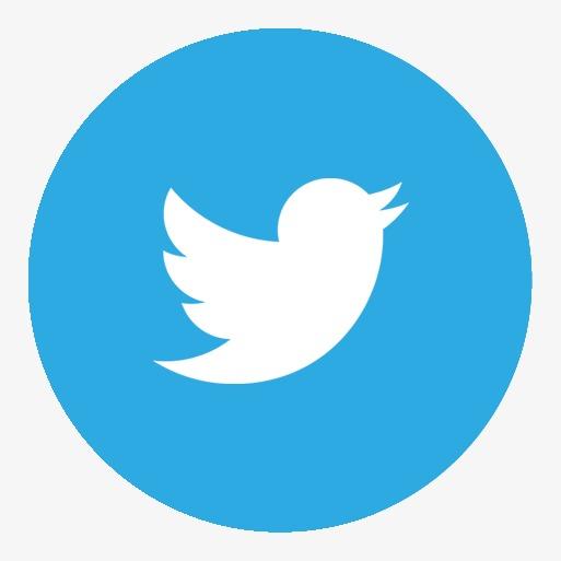 推特圆形图标