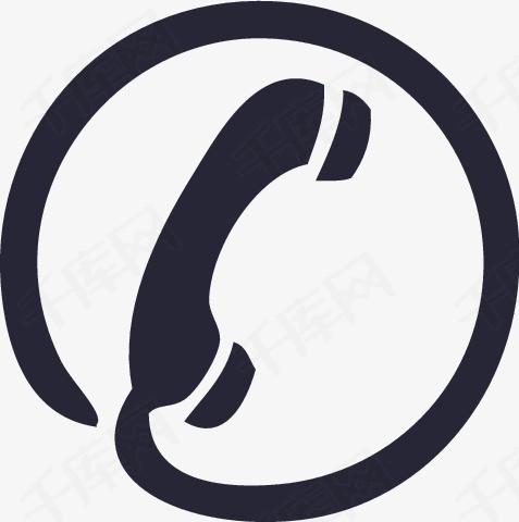 尿失禁电话图标
