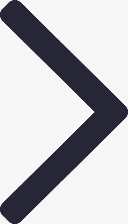 小箭头-右【高清图标元素png素材】-90设计