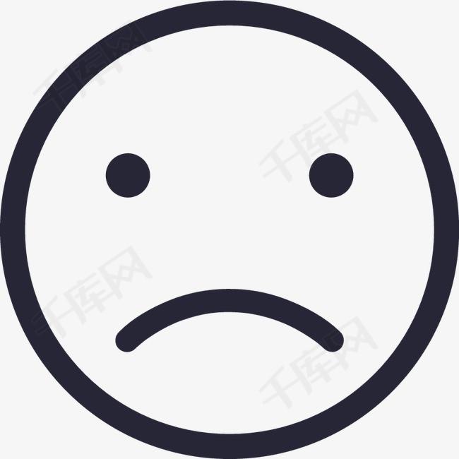 哭脸素材图片免费下载 高清图标素材psd 千库网 图片编号1550088