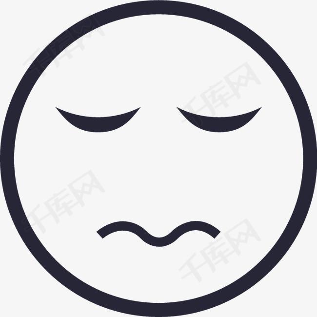 哭脸素材图片免费下载 高清图标素材psd 千库网 图片编号1550099