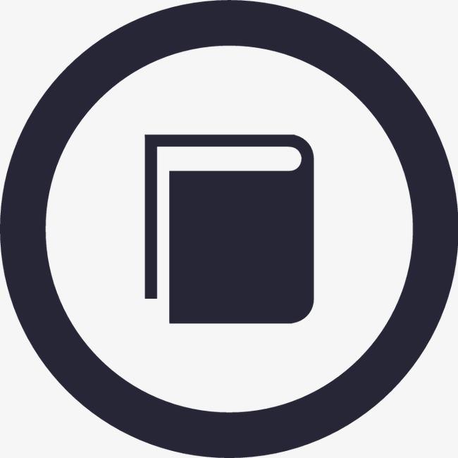 icon-67-圆形书本png素材-90设计