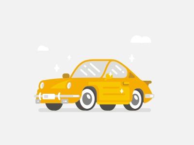 点击右侧免费下载按钮可进行 小轿车png图片素材高速下载.
