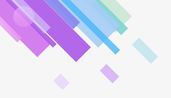 抽象炫彩几何线条