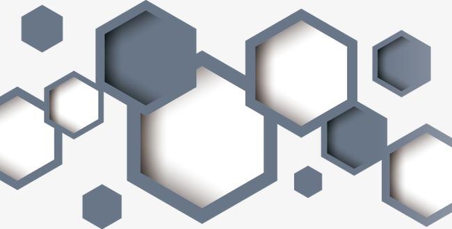 几何多边形六边形