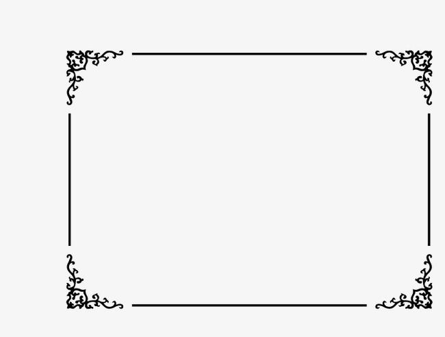 边框图片模板下载