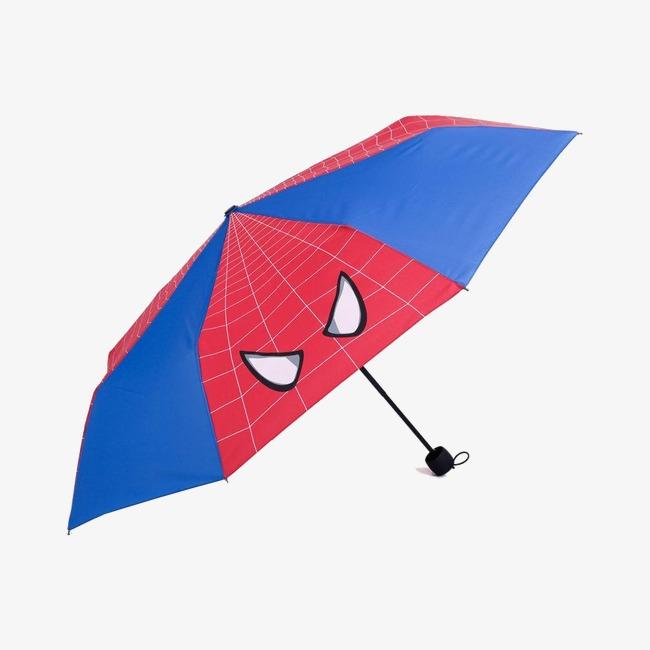蜘蛛侠雨伞图片