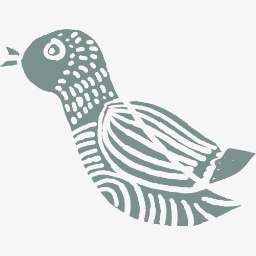 本次手绘鲜花元素花瓣动物蜡笔作品树叶不规则植物为设计师ら购物中心室内设计东莞图片
