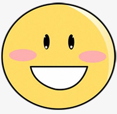 可爱卡通笑脸图片