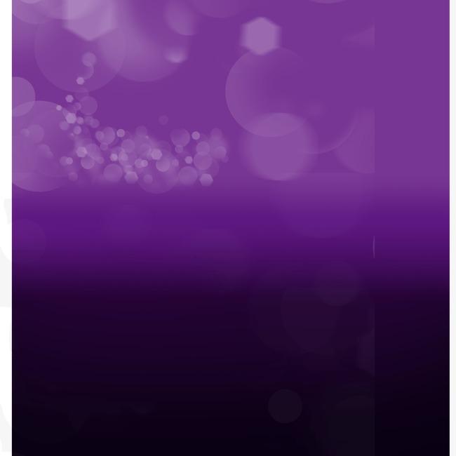 紫色梦幻科技感渐变发光背景装饰