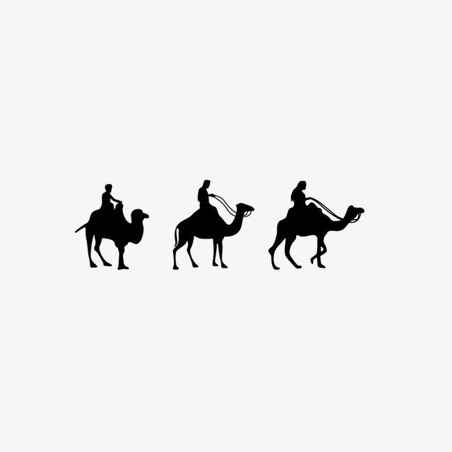 骑骆驼人物素材图片免费下载 高清装饰图案png 千库网 图片编号