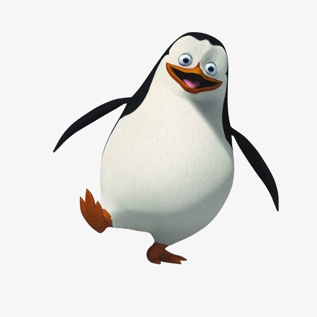 钩针 企鹅抱枕 图解
