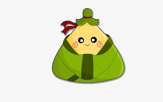 什么动物的头像粽子