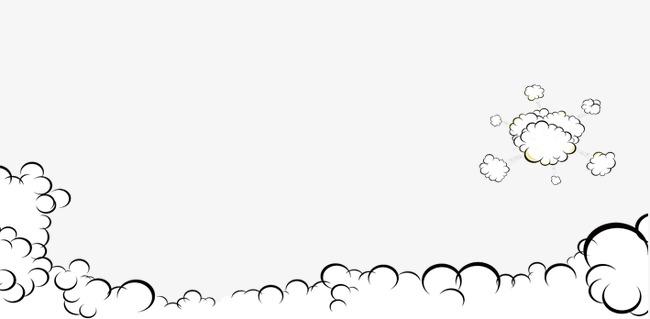 云 logo 边框