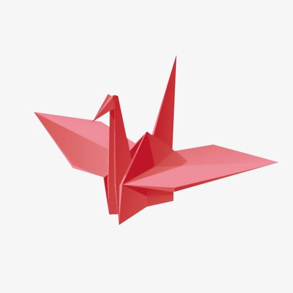 千纸鹤 活动素材 装饰素材 卡通             此素材是90设计网官方图片