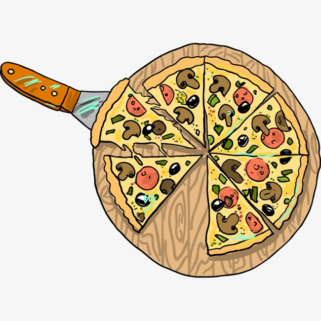 手绘 食物铅笔画 美食 食物 烹饪