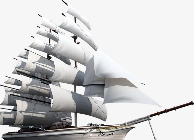帆船 灰色 风景             此素材是90设计网官方设计出品,均做