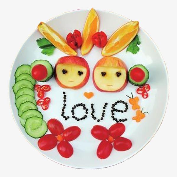 水果海报_水果拼盘png素材-90设计