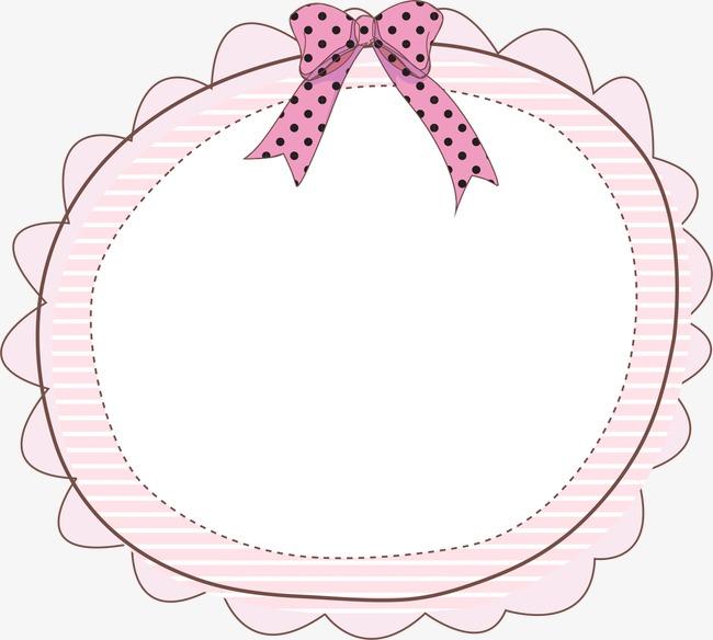 粉红边框(图片编号:15403166)