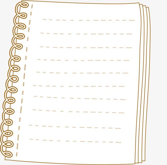 日记本边框