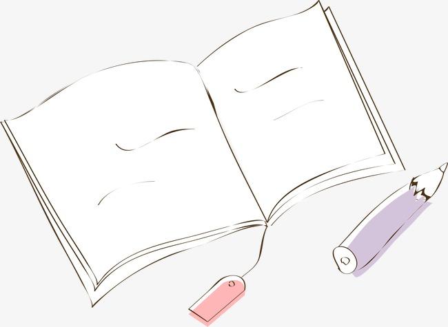 书本边框图片