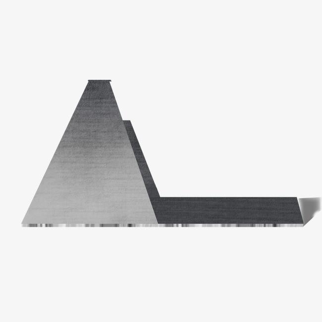 金字塔石头金字塔石头免扣素材 手机端:金子塔