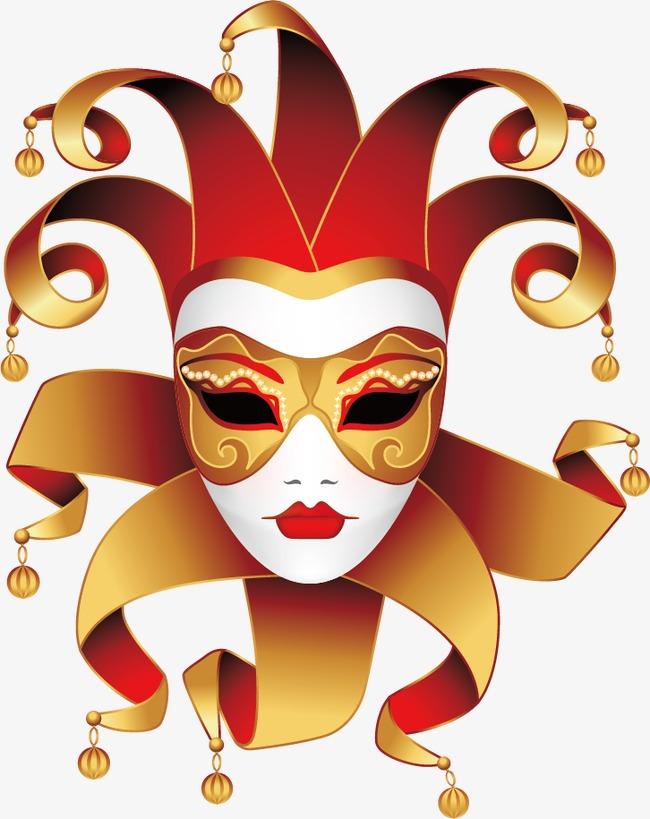 狂欢节和舞会面具