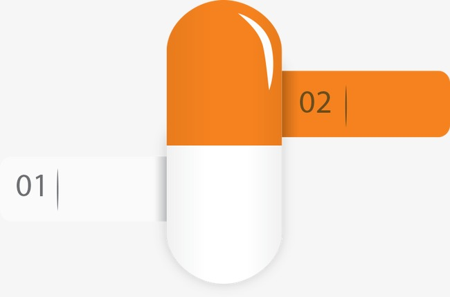 药丸 胶囊 pptpng素材-90设计