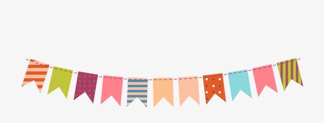 彩彩色装饰吊旗图片免费下载 彩旗 游戏旗子 底纹边框 吊旗 广告牌