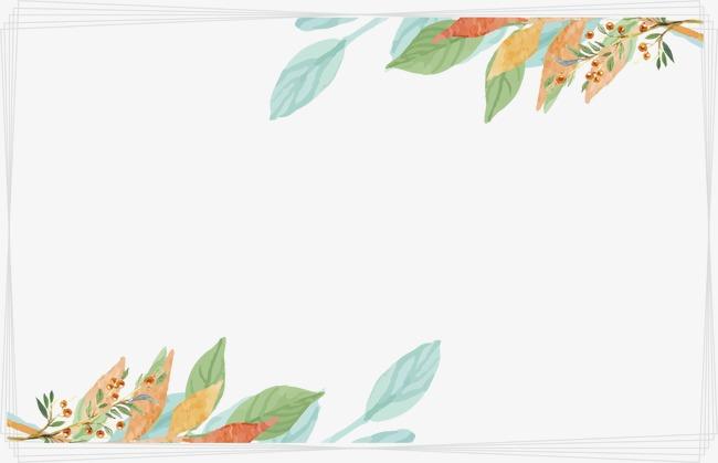 手绘花纹边框(图片编号:15403934)