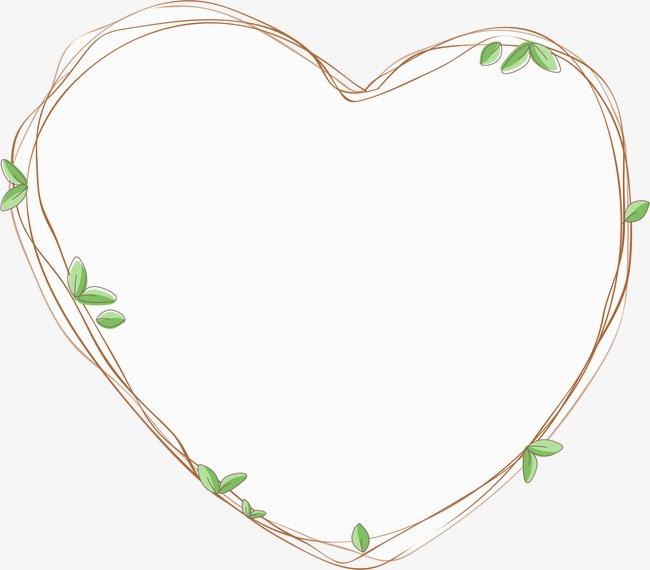 设计元素 背景素材 其他 > 爱心绿芽边框  [版权图片] 找相似下一张 >