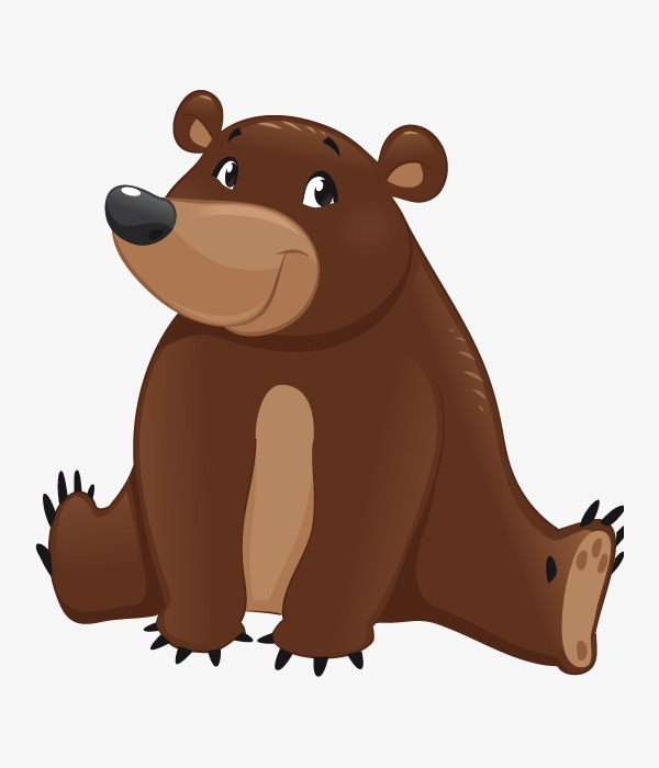 狗熊啊的表情动图表情包扑飞