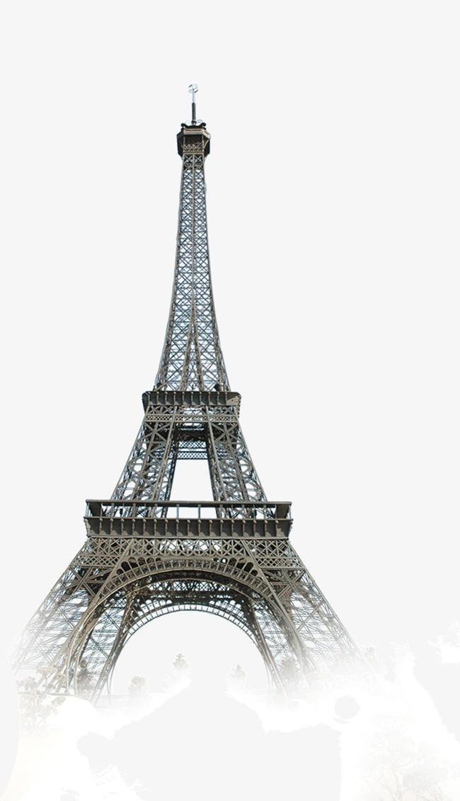 法国铁塔 巴黎铁塔png素材 90设计
