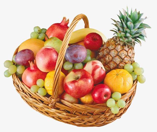 水果篮素材图片免费下载 高清装饰图案png 千库网 图片编号2130155