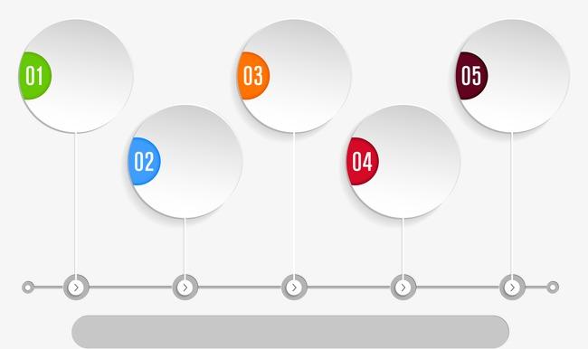 ppt模板模板下载 ppt ppt元素 ppt模板图片下载上升线阶梯线时间轴