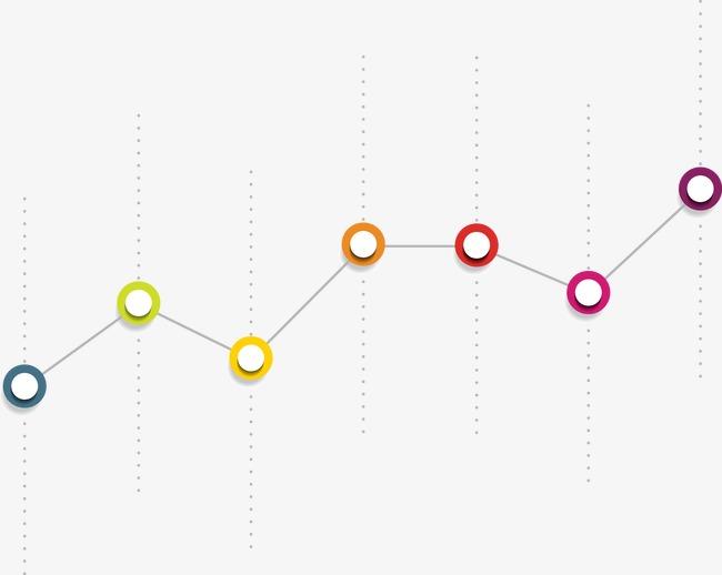 ppt ppt元素 ppt模板图片下载上升线阶梯线时间轴