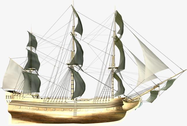 拉罐手工制作帆船