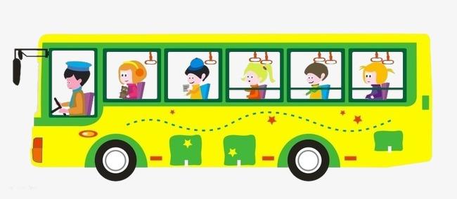 公交车图片