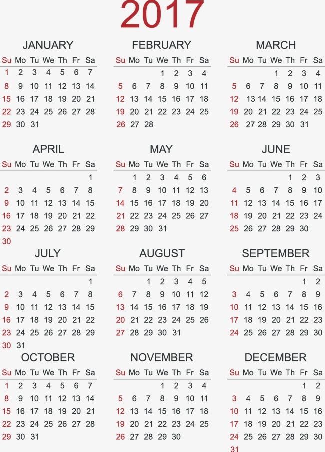 Календарь за октябрь 2017-2018 года