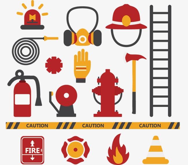 消防图标素材图片免费下载 高清装饰图案psd 千库网 图片编号2259121