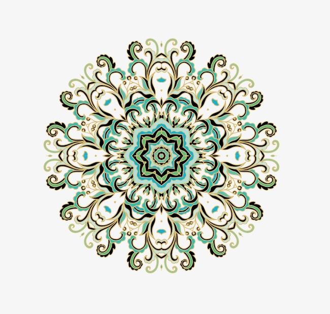 民族花纹图案(图片编号:15403181)