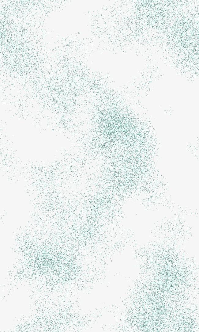 浅绿色粉末状背景【高清png素材】-90设计