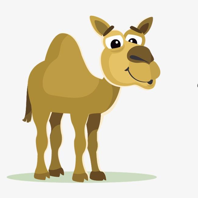 骆驼 卡通骆驼 矢量骆驼             此素材是90设计网官方设计出品图片
