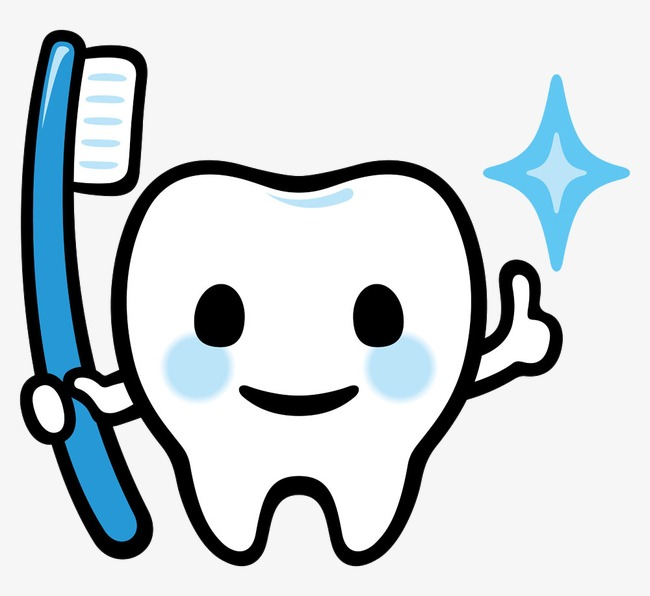 卡通牙齿_牙齿png素材-90设计