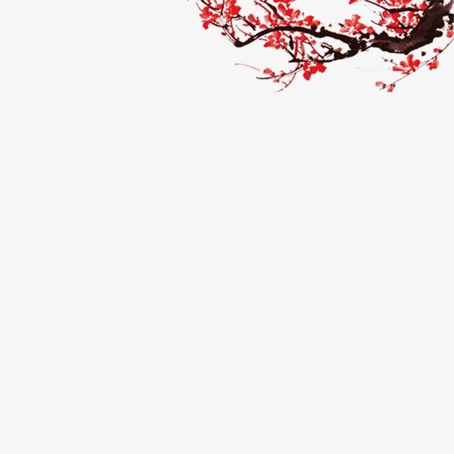 花枝psd_花枝png素材-90设计
