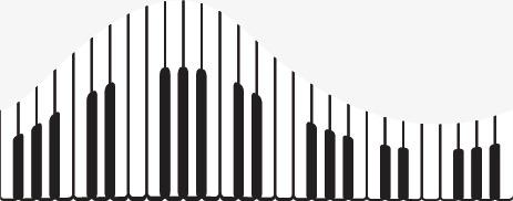 钢琴琴键_琴键png素材-90设计