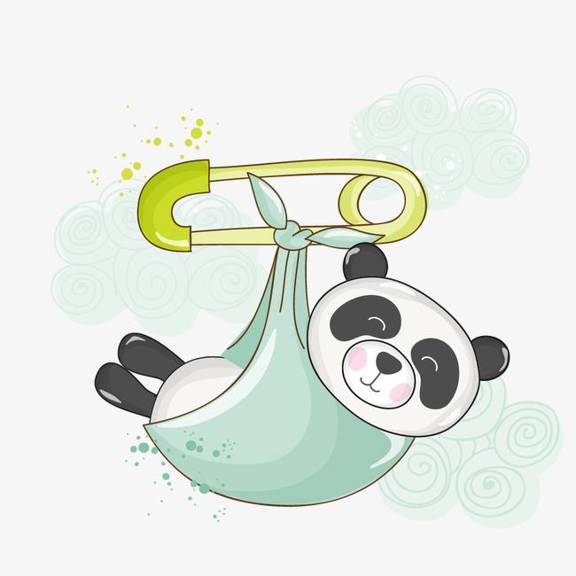 动画熊猫步骤图