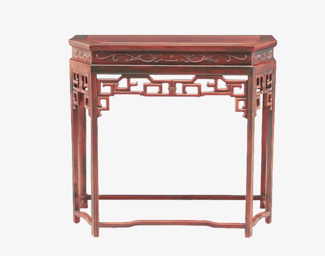中国风 桌椅png素材-90设计