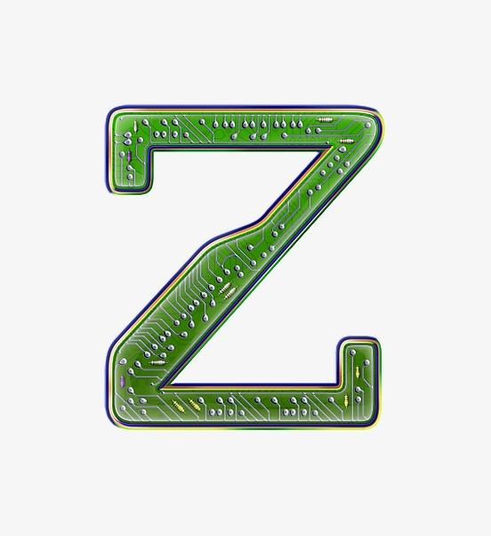 电路板字母z