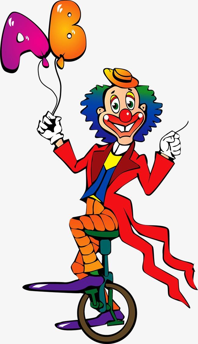 罗素弗格森小丑舞